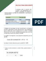 Cálculo Tasa Descuento-8