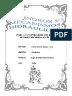 Cilindros y Mecanismos Hidraulicos