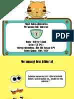 Nama Ppt B .Indonesia Azizah XII IPS 3