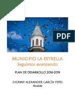 Plan de desarrollo 2006-2009