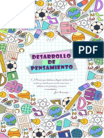 DESARROLLO DE PENSAMIENTO