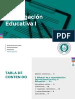 Investigación Educativa 1_ Guía 1