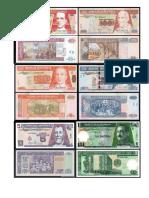 Monedas y Billetes de Guatemala Imagen
