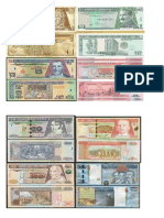 Billetes Mas Grandes de Guatemala
