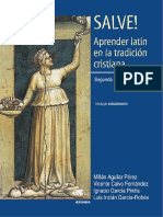 Aguilar Pérez, Millán; et al., Salve! Aprender latín en la tradición cristiana (2a. ed.),  EUNSA  2006.pdf
