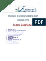 Cálculo de una Oficina con Dialux Evo.pdf