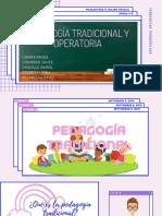 Pedagogía Tradicional y Operatoria (1)