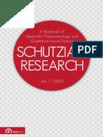 Schutzian Research