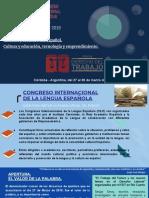 importancia en el siglo XXI de  LA LENGUA ESPAÑOLA.pdf