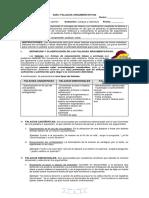 Guía sobre Falacias Argumentativas + Tabla de respuestas