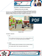 Actividad 4 Evidence Street Life