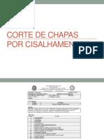 Corte de Chapas