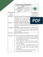 9.4.4.1 SOP Penyampaian Informasi Hasil Peningkatan Mutu Layanan Klinis Dan Keselamatan Pasien