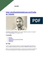 Historia de Fabrique Lizardo