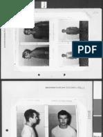 DOCUMENTO COM 140 FOTOGRAFIAS DE PRESOS POLÍTICOS, INDICADOS PELA RESISTÊNCIA À DITADURA PARA TROCAR PELO EMBAIXADOR DA SUÍÇA