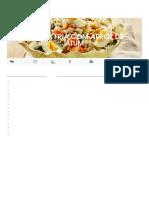 Yammi Salada Fria Com Arroz de Atum