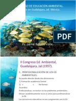 II Congreso de Educacion Ambiental