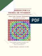 Recorridos por la Teoría de números - Juan Varona.pdf