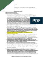 Corrientes Fundamentales en Psicoterapia apuntes de clase 1-2