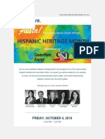 HTX - Join Us to Celebrate Hispanic Heritage Month!