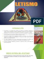 Presentacion de Simon Cisterna Atletismo