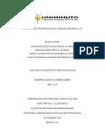 Diagnostico organizacional Hidraulibombas