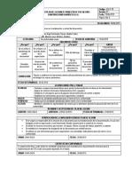 Egi-f-18 (r) Plan de Accion Nc Documentación Deficiente