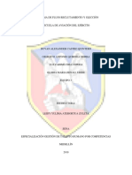 Diagrama de Flujo Escuela de Aviación Final