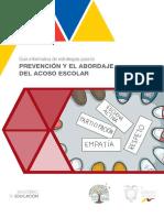 GUIA DE PREVENCIÓN DEL AOCSO ESCOLAR