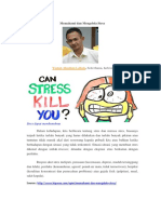 MEMAHAMI DAN MENGELOLA STRESS