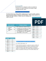 Generalidades Pensión de Vejez RPM