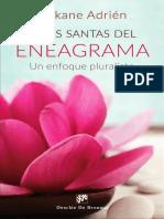 """""""Ideas santas del Eneagrama"""" Un enfoque pluralista  Autor Nekane Adrién"""