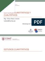 Semana 7_Estudios Cualitativos y Cuantitativos- TEORÍA- 2019-2