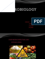Food Borne Infections