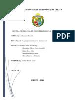 Tipos de Bosques y Su Extension a Nivel Internacional