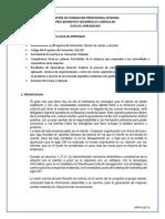 GFPI-F-019 Formato Guia de Aprendizaje Servicio Al Cliente