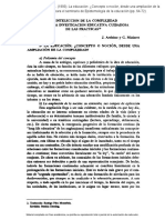 02) Ardoino, J. y Mialaret, G. (1993)