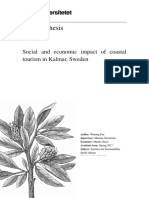FULLTEXT01 Master Thesis Caostal Impact