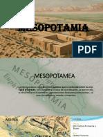 Mesopotamia Eva Maria Saltos