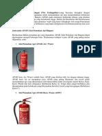 Materi Alat Pemadam Api Ringan.docx