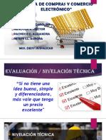 Nivelación y Evaluación Técnica