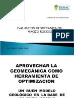 3 Evaluacion Geomecanica Del Macizo Rocoso