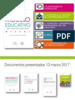 20170908 Propuesta Curricular ME Claudia Ortega
