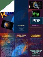 Magnetósfera y Clima Espacial (1)