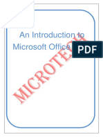An introduction to Office 2007 material9701437030.docx