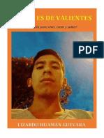 Soñar Es de Valientes -Lizardo Huaman Guevara