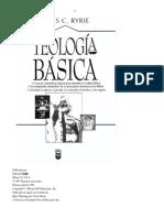 teología sistematica