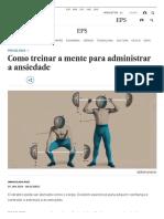 Como treinar a mente para administrar a ansiedade _ EPS _ EL PAÍS Brasil