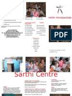 Hope Foundation Brochure!