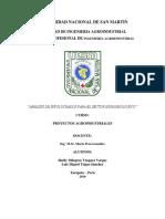 Analisis de Involucrados Para El Sector Hidrobiologico